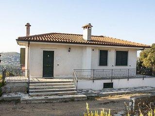 Il Trealberi: Panoramic apartments in Villa in Sperlonga 7 km from the sea