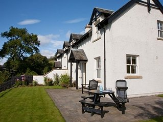 Luxury Semi Detached Cottage set in the heart of Perthshire