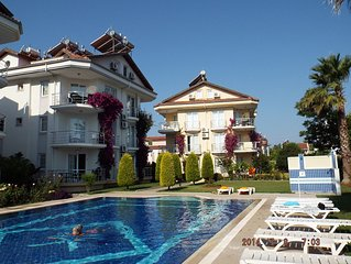 Ground Floor Apartment With Shared Pool And Gardens