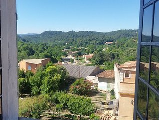 Charming Historic Provence village