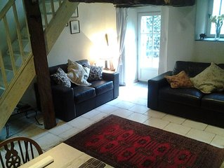 Charming gite in Caden, the ideal location to discover Southern Brittany