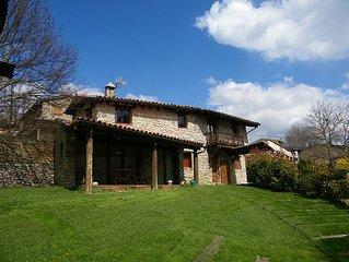 Casa en la Cerdanya, Pirineo Catalan
