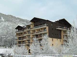 Briancon - Pelvoux - Serre Chevalier Ski - 1 Bedroom - Sleeps 6