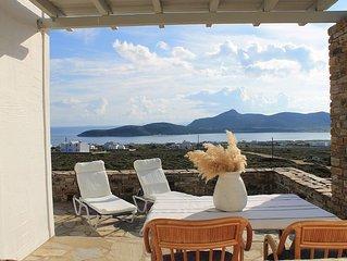 Bonatsa  House with Panoramic Sea View