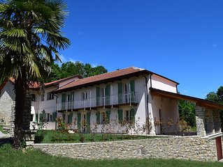 Large Farmhouse In The Langhe Hills A Peacefull Location With Beautiful Views