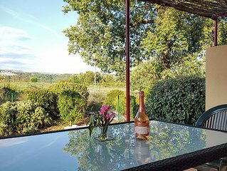 Vacation home near Fayence - Côte d'Azur 25 minutes - Golf 5 minutes