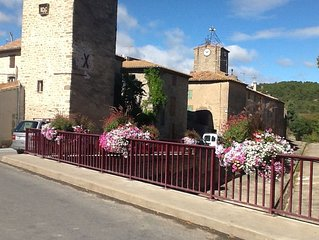 Charming Gite In Medieval Village In Heart Of Minervois Wine Region