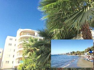 Erithia Apartment - nice cozy apartment in Limassol 3 min walk to sandy beach