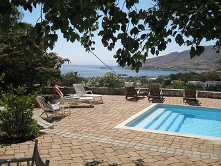 Villa Oleander-Stunning sea views and gorgeous outdoor spaces