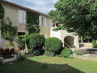 Gîte de 110 m² au pied du Mont Ventoux
