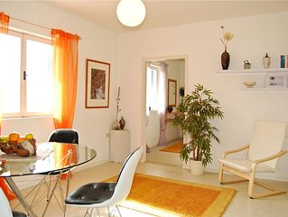 Villa With Private Terraces And Large Gardens,
