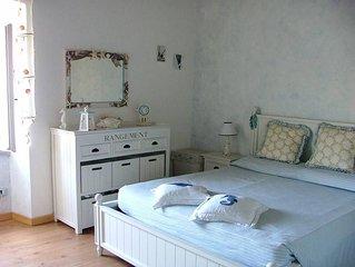 Appartamento romantico con splendida vista sul Golfo; per famiglie e coppie