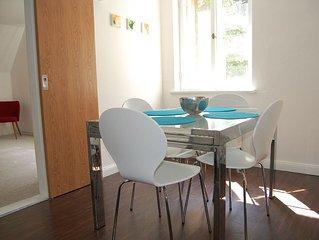 Jonsdorf - modern apartment by forest