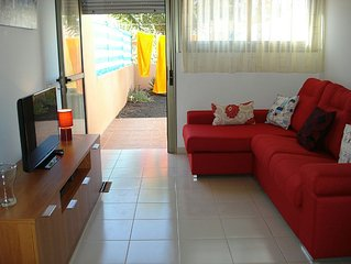 Lovely 2 Bed, 1 Bathroom Holiday Home From Home On Beautiful Fuerteventura