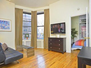 *Alacanta* Sunny 1 Bedroom Apartment with Private Terrace- view of Hudson River!