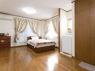 CENTRALLY FULLY FURNISHED APARTMENT IN SHINJUKU