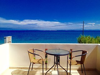 Seaside Villa, 2 bedrooms, Lesbos Island Greece