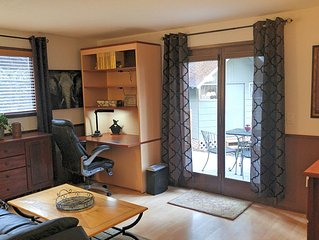 Quiet 2bdr Suite in House