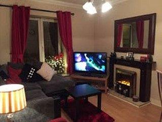 Heart of Dublin 3 bed apartment near templebar