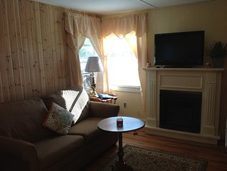 White Mountain Views One Room Cabin Renovated