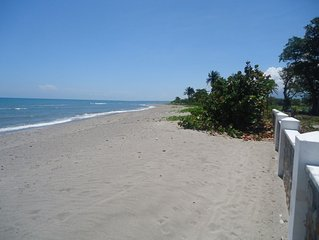 Beautiful, Beach Front Property, Close To All Amenities.