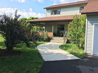 A Vacation Rental In The Heart Of The Finger Lakes