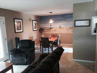 River bend Canal front Condo