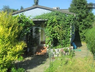 Gastehaus im Garten - separat