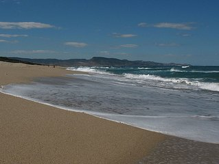 perfekt für Familien bis zu 2 Kindern in Nähe eines wunderschönen Strandes