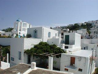Kochylia Haus 4 (meeresblau) in zentraler ruhiger Lage