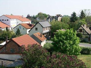 Gartenhaus im Lübbenauer Gurkenviertel