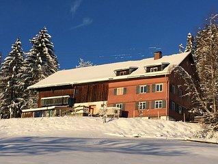 Beautiful original farmhouse typical apartment in Allgäu Farm