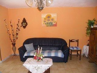 Gemutliches Ferienhaus in Girifalco,Kalabrien - 6 Personen,3 Schlafraume