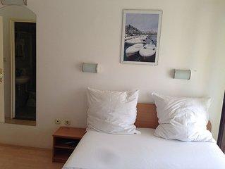 2 Min. V. Sea / beach, private balcony, free Wi-Fi