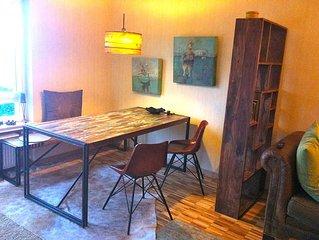 Nett eingerichtete 2ZKBB Ferienwohnung in ruhigem Haus nahe Dusseldorf