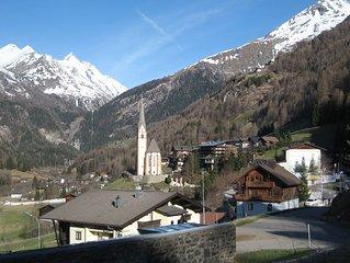 Heiligenblut - Ferienwohnung fur 4 Personen mit Balkon zur Selbstverpflegung