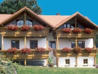 Ferienhaus und Ferienwohnungen
