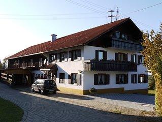 komfortable Ferienwohnung mit W-Lan/ Allgau/ Bodensee/  Vierlanderregion/ max 6P