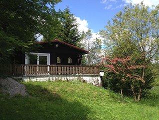 Abgelegen Ferienhaus in Tanne - Harz
