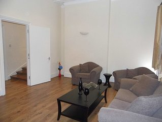 Spacious Central London 2 Bedroom Apartment