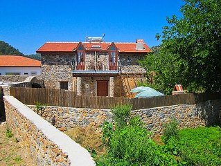 Delightful Cottage With Pool And Bbq Area Set In Traditional Turkish Hamlet