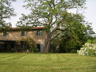 Country mansion in the heart of Tuscany, 20 minutes from Florence