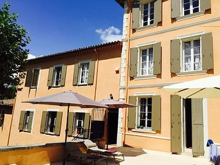 Maison de maître en  provence