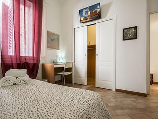 GH Paradiso Apartments - App. 'Belladonna' a Siena Centro