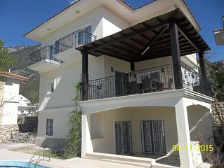 Villa Ruya. Luxury 5 Bedroom Villa In Ovacik