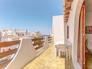 Precioso apartamento con vistas al mar en la Colonia de Sant Jordi, Mallorca