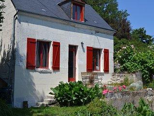 Charmante maison  de vigneron, au coeur des Chateaux de la Loire
