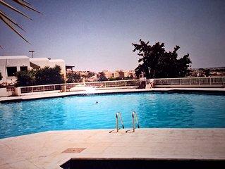 Ikaria Village Sleeps 6, full seaviews,3 swimming pools