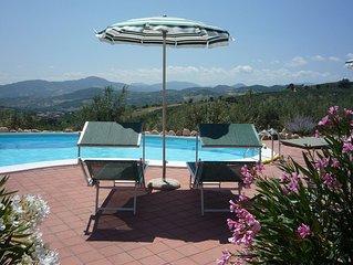 Italy Holiday Villa Just For Two - Villa Pesco Falcone In Abruzzo