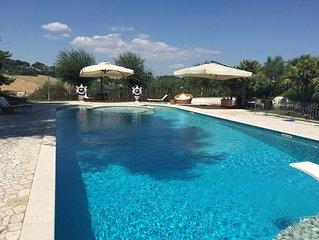 Villa Luxury Parco degli Ulivi